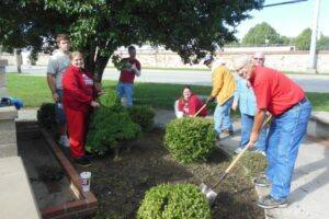 OIM landscaping